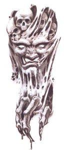 scary-demon-tattoo